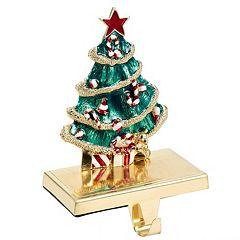 Kurt Adler Christmas Tree Stocking Holder