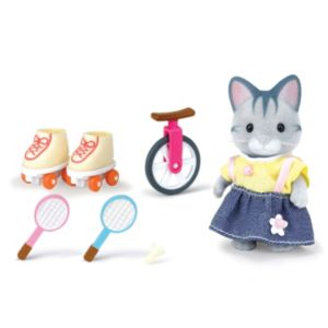 Calico Critters Outdoor Sports Fun Play Set