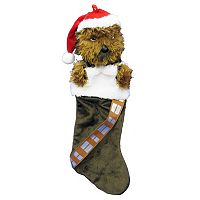 Kurt Adler Star Wars Chewbacca Christmas Stocking