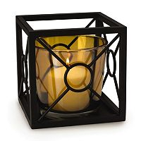 Mikasa Hurricane Window Box Candleholder