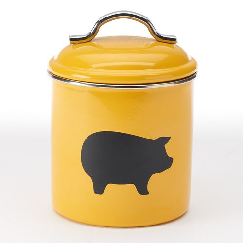 Food Network™ Small Pig Canister
