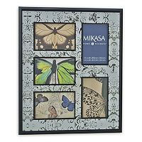 Mikasa 5-Opening 4'' x 6'' Collage Frame