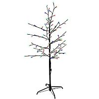 Kurt Adler 4-ft. LED Gumball Artificial Christmas Tree