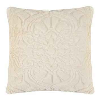 Vue Signature Plush Decor Charlotte Faux-Fur Throw Pillow
