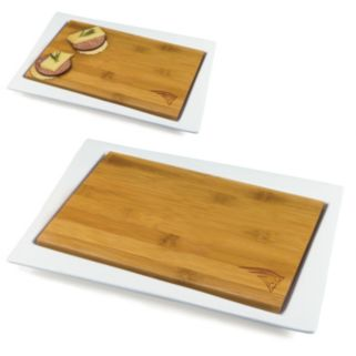 Picnic Time NFL Enigma 2-pc. Cutting Board and Serving Tray Set
