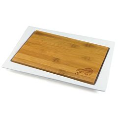 Picnic Time NFL Enigma 2 pc Cutting Board & Serving Tray Set