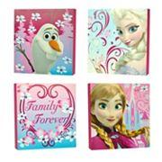 Disney's Frozen 4 pkAnna, Elsa & Olaf 'Family Forever' Wall Art