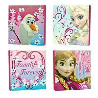 Disney's Frozen 4 pkAnna, Elsa & Olaf