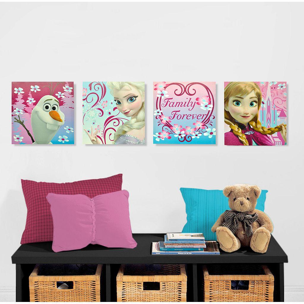 Disney's Frozen 4-pk. Anna, Elsa & Olaf