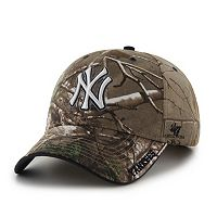 '47 Brand New York Yankees Frost Realtree Camouflage Adjustable Cap - Adult