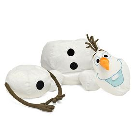 Disneys Frozen Olaf Stackable Bean Bag Chair