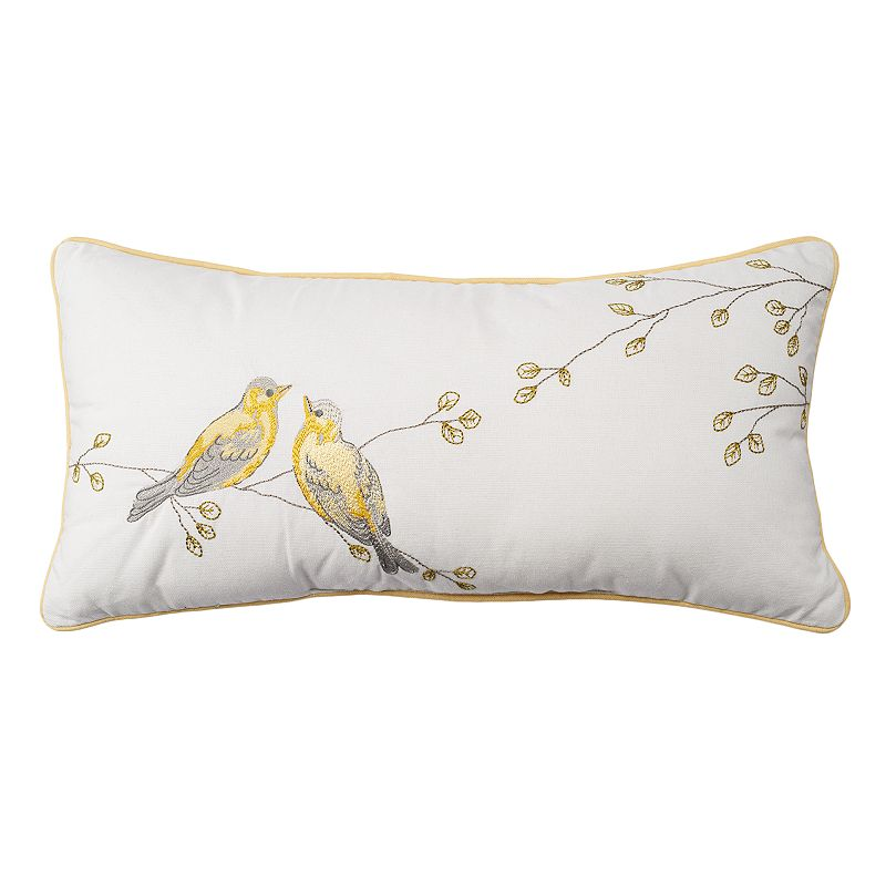 Bird Throw Pillow Kohl s