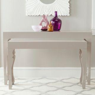 Safavieh 2-piece Beth Nesting Table Set