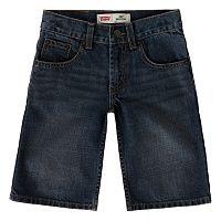 Levi's Denim Shorts - Boys 4-7x
