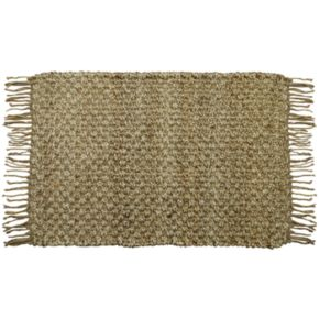 Park B. Smith Ultra Spa Pacifica Jute Bath Rug - 20'' x 40''