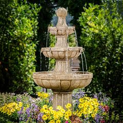 Napa Valley Fountain by