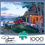 Buffalo Games 1000-pc. Darrell Bush Cabin Fever Jigsaw Puzzle