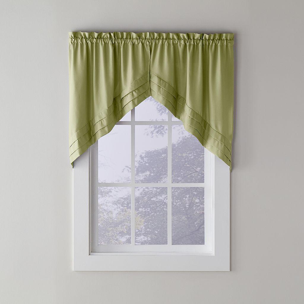 Saturday Knight, Ltd. Holden Swag Kitchen Window Curtain Set - 57'' x 30''