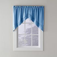 Saturday Knight, Ltd. Holden Swag Curtain Pair - 57'' x 30''