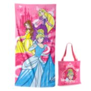 Disney Princess 2-pc. Beach Towel & Tote Set by Jumping Beans