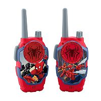 Marvel Spider-Man Web-Tastic Walkie Talkies