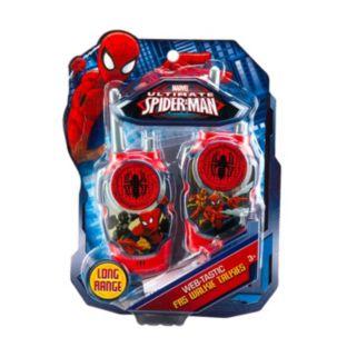 Marvel Spider-Man Web-Tastic Walkie Talkies