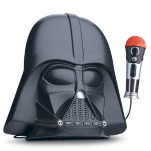 Star Wars Darth Vader MP3 Voice Changing Boombox