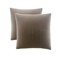 Stone Cottage Medallion 2-pk. Euro Shams