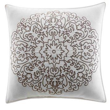 Stone Cottage Medallion Throw Pillow