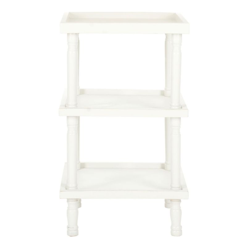 Safavieh Esmeralda End Table, White