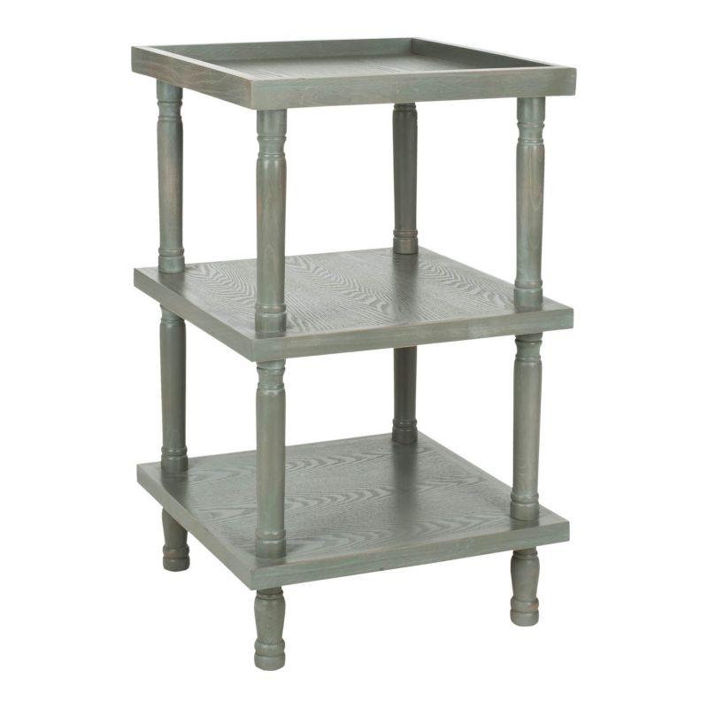 Safavieh Esmeralda End Table, Grey