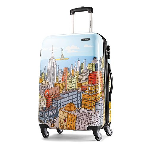 Samsonite Cityscape 20-Inch Hardside Spinner Carry-On Luggage