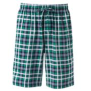 Croft & Barrow® Patterned Knit Jams Shorts - Men