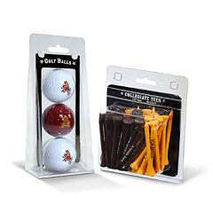 Team Golf Arizona State Sun Devils Golf Ball & Tees Set
