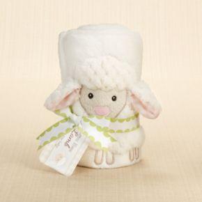 Baby Aspen Plush Velour Blanket - Baby