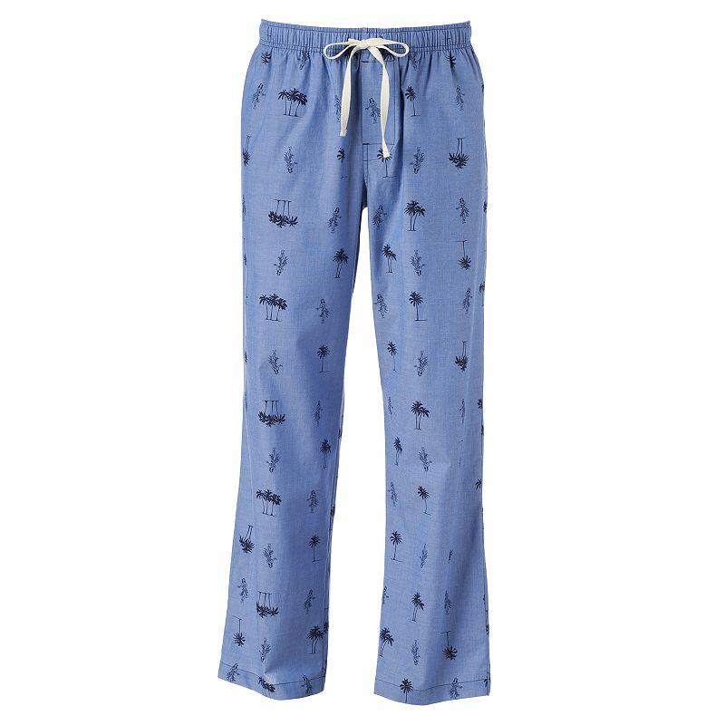 Croft & Barrow® Hula Girls Lounge Pants - Men