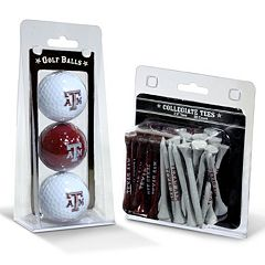 Team Golf Texas A&M Aggies Golf Ball & Tees Set