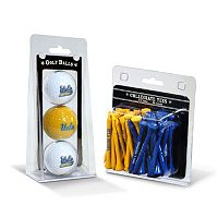 Team Golf UCLA Bruins Golf Ball & Tees Set