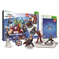 Disney Infinity: Marvel Super Heroes 2.0 Edition Starter Pack for Xbox 360