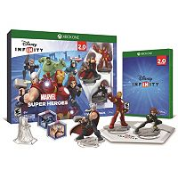 Disney Infinity: Marvel Super Heroes 2.0 Edition Starter Pack for Xbox One