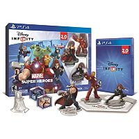 Disney Infinity: Marvel Super Heroes 2.0 Edition Starter Pack for PS4