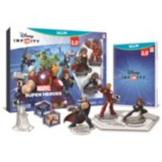 Disney Infinity: Marvel Super Heroes 2.0 Edition Starter Pack for Wii U