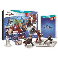 Disney Infinity: Marvel Super Heroes 2.0 Edition Starter Pack for Wii U