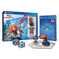 Disney Infinity: Toy Box 2.0 Edition Starter Pack for PS4