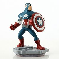 Disney Infinity: Marvel Super Heroes 2.0 Edition Captain America Figure
