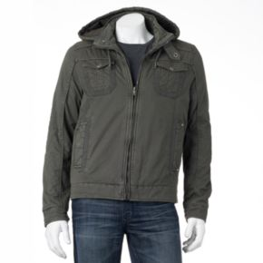 Men's XRAY Slim Lightweight Hooded Jacket