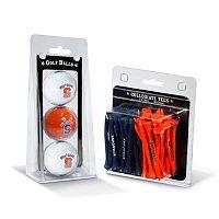 Team Golf Syracuse Orange Golf Ball & Tees Set