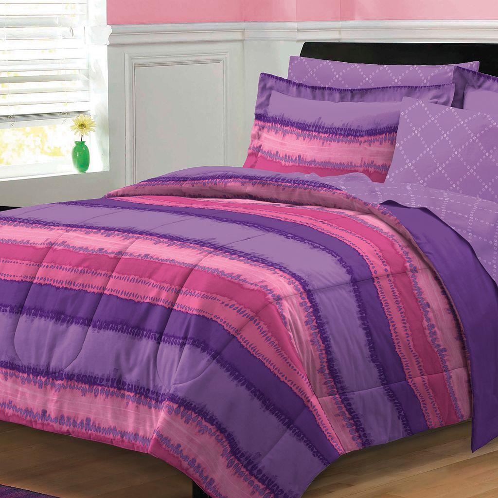 My Room Tie-Dye Bed Set
