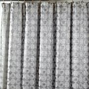 Avanti Galaxy Fabric Shower Curtain
