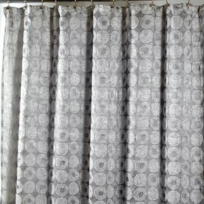 Avanti Galaxy Fabric Shower Curtain